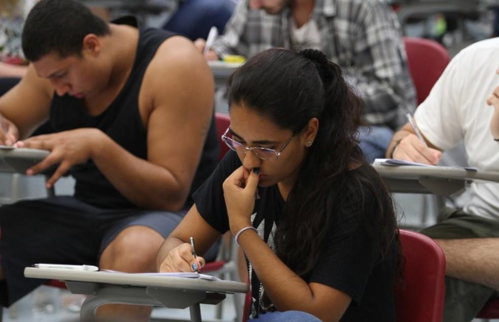 É possível evitar o esquecimento de conteúdo causado pela ansiedade, diz especialista na PB — Foto: A Cidade ON/Araraquara