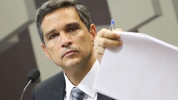Um dos formuladores da política econômica do governo, Campos Neto havia sido indicado pelo presidente Jair Bolsonaro em novembro do ano passado (Foto: Marcelo Camargo/Agência Brasil)