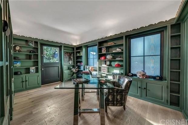Última casa onde morou Naya Rivera está à venda por R$ 14,7 milhões (Foto: Realtor.com / Divulgação)