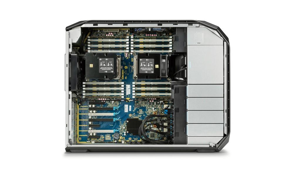 HP Z8 G4 suporta até 3 TB de memória RAM (Foto: Divulgação/HP)