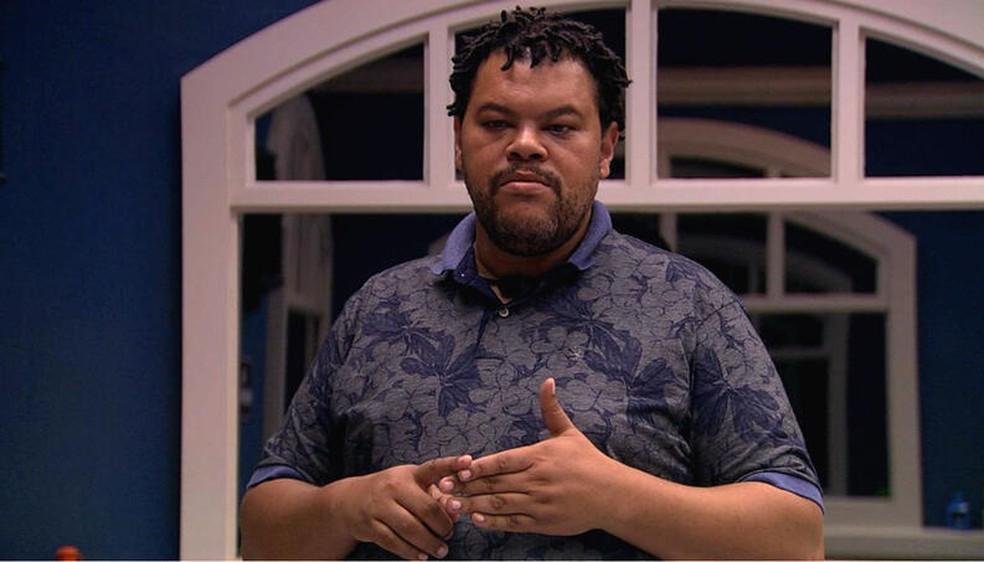 Babu participou do BBB21 — Foto: Globo
