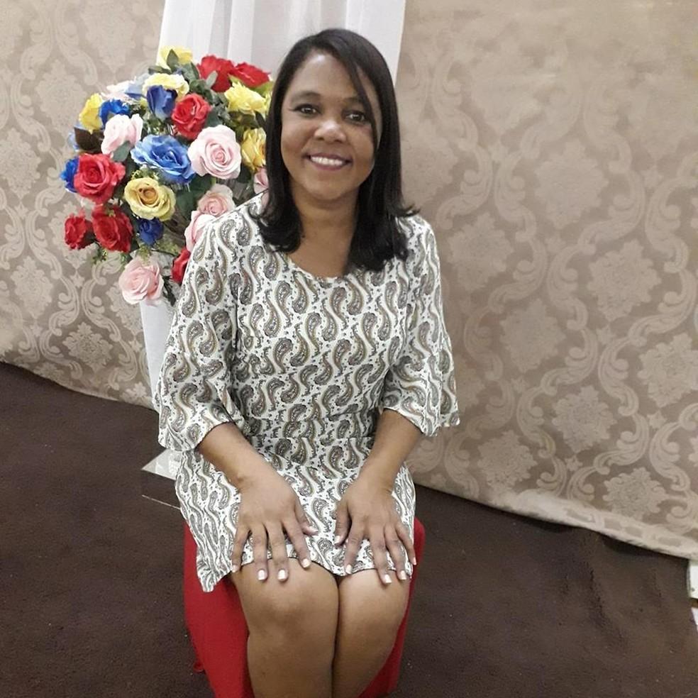 Roneyde Pereira comemora nova vida após transplante de rim — Foto: Reprodução/Facebook
