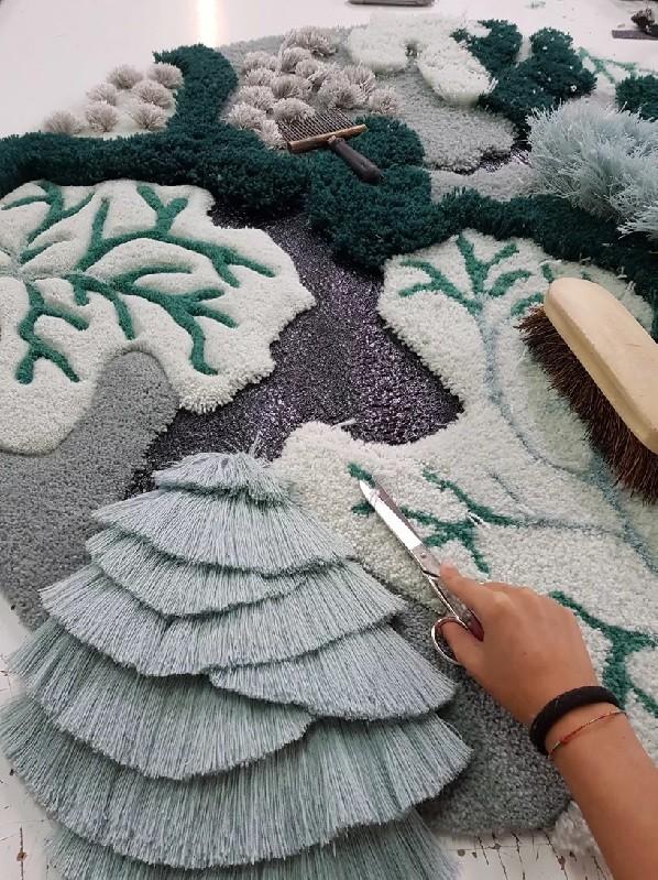 O Studio Vanessa Barragão é um estúdio de design focado em técnicas artesanais  (Foto: Vanessa Barragão/Reprodução)