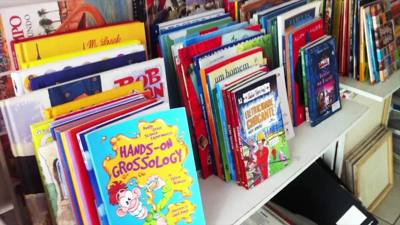 'Culturando': projeto distribui livros e integra jovens em todo o país