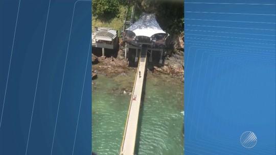 Suspeitos de tráfico fogem de barco e são presos por PM's após perseguição