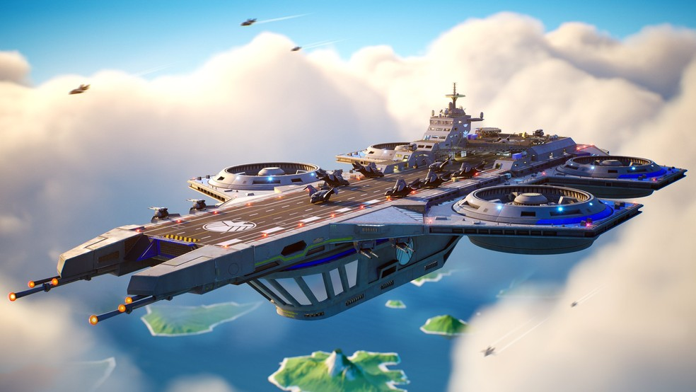 Fortnite: Chapter 2 Season 4 Officially Released
