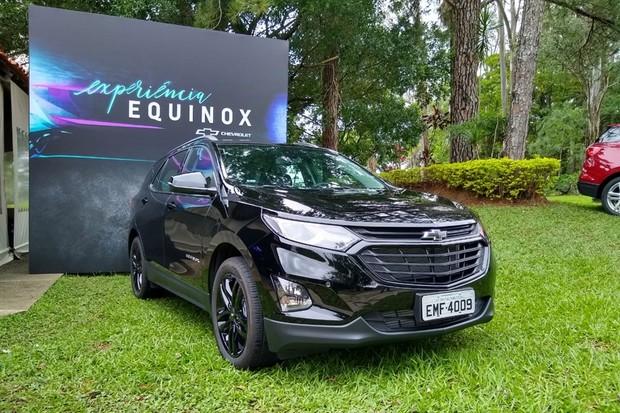 Chevrolet Equinox  (Foto: Thiago Moreno/Autoesporte )
