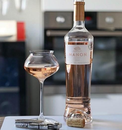 Manon Cotês de Provence: rosé premiado