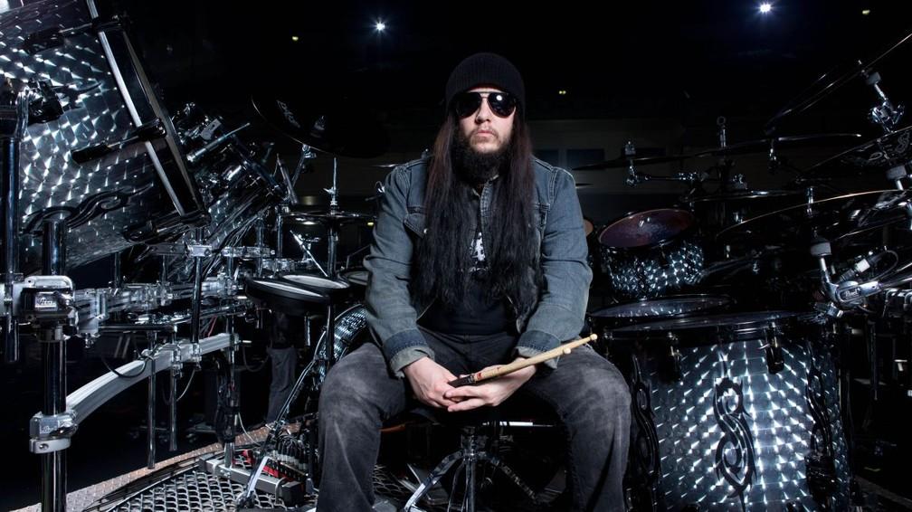 Joey Jordison — Foto: Divulgação