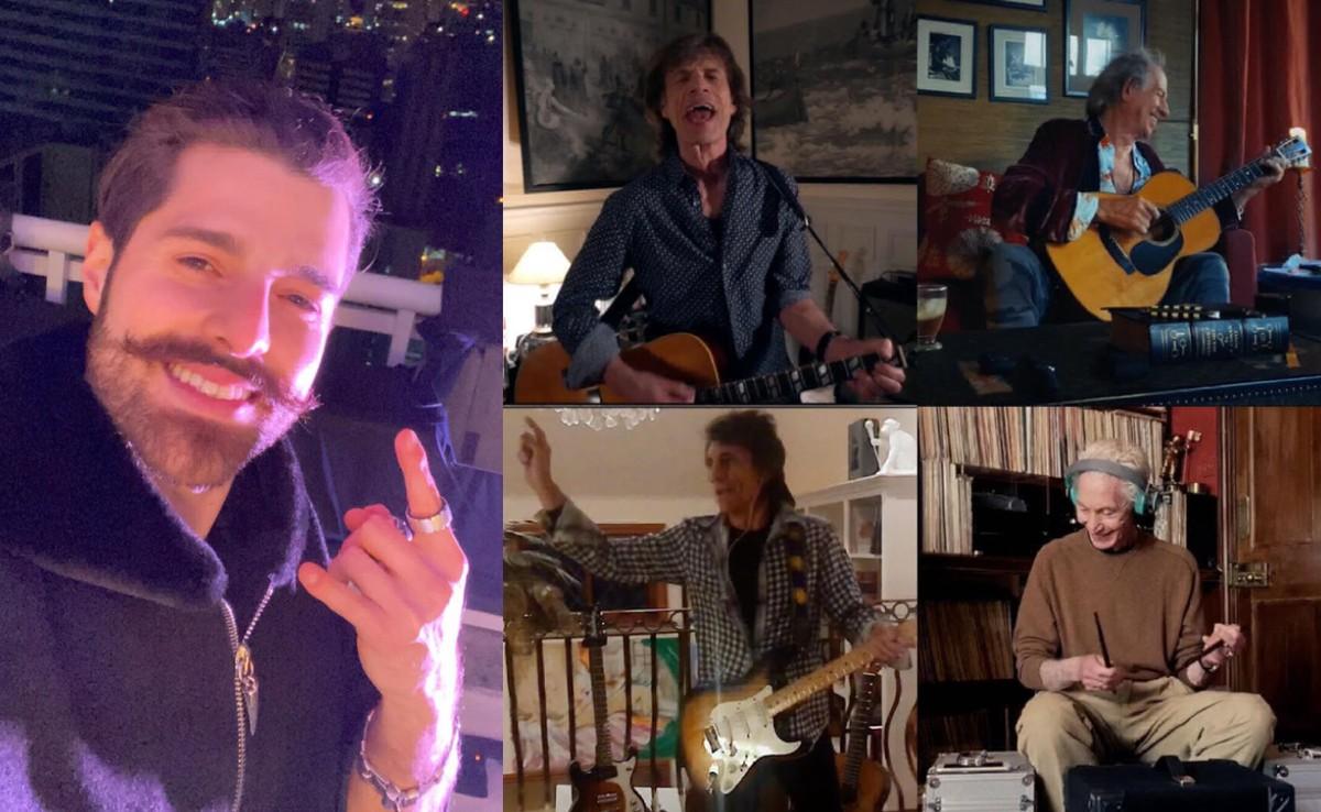 Rolling Stones lança remix de 'Living in a Ghost Town' produzido por Alok | Música