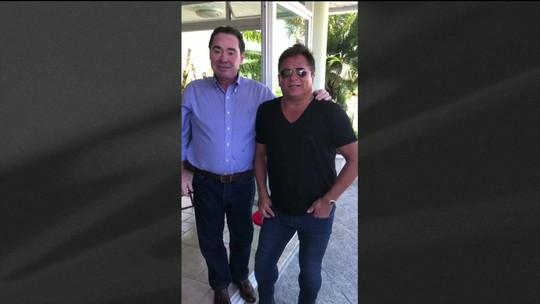 Desembargador faz comentários sexistas sobre juízas em vídeo ao lado do cantor Leonardo