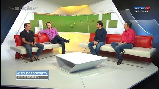 Roger Flores diz que saída de Guiñazu fez bem para o crescimento do Vasco