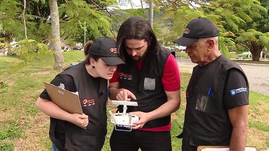 Drones ajudam a proteger de maus tratos animais em Santa Catarina