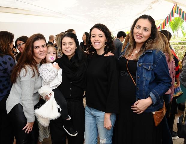 As blogueiras (Foto: Raquel Espírito Santo)