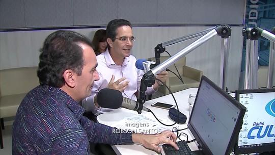 Maurício Rands promete obras que vão gerar emprego e aproximar as regiões do estado