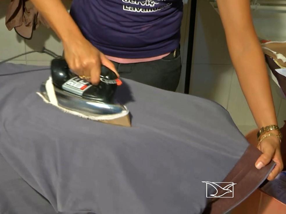 -  Sine Macapá oferta uma vaga para passador de roupas  Foto: Reprodução/TV Mirante