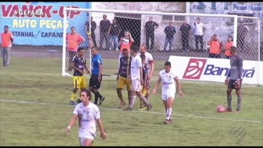 Castanhal x Paysandu - Campeonato Paraense 2019 - globoesporte.com