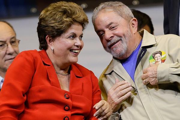 lula dilma 2014 - Dilma cai no grampo. Ouça áudio