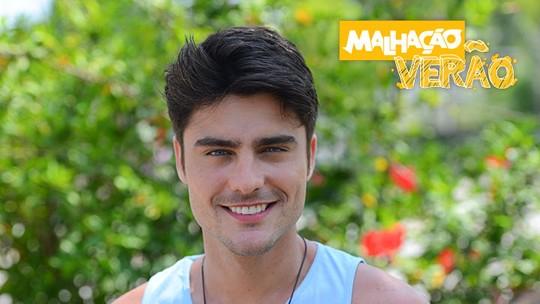 Guilherme Leicam conta como cuida do corpo e aproveita o verão; assista!