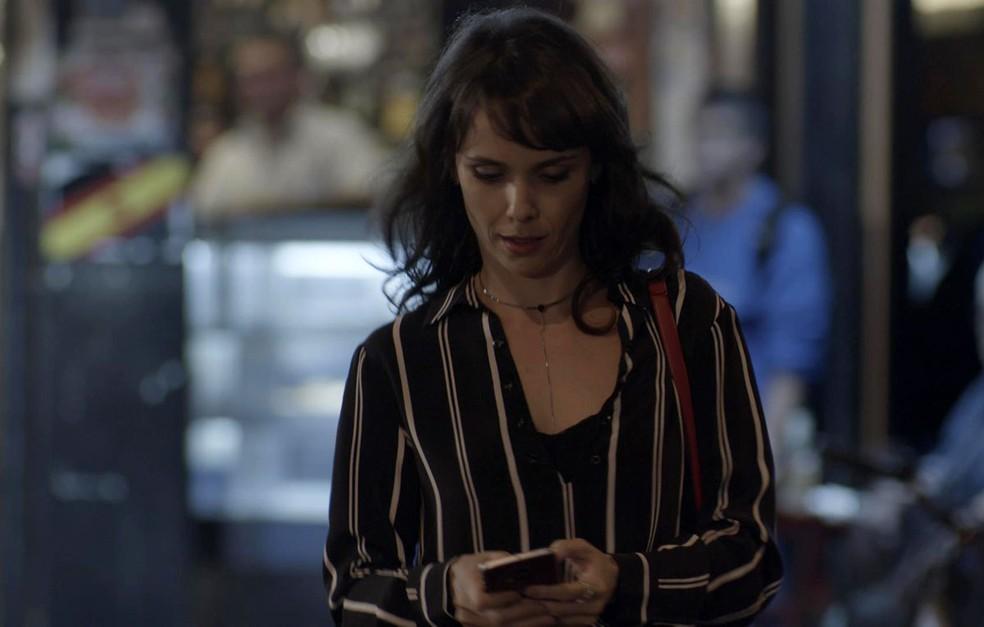 Será que Irene escapa dessa loucura de Ruy?  (Foto: TV Globo)