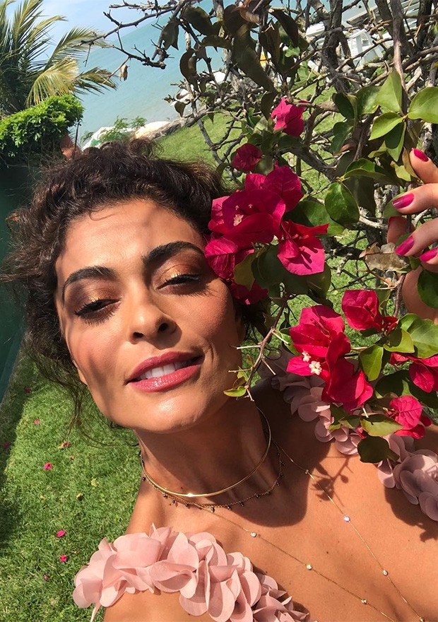 Juliana Paes (Foto: Instagram)