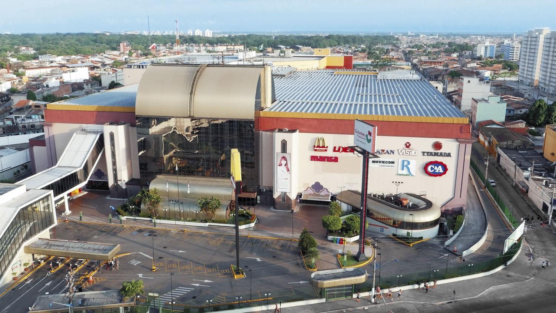 Assaltantes se passam por funcionários e roubam loja no shopping da BR-316, em Belém