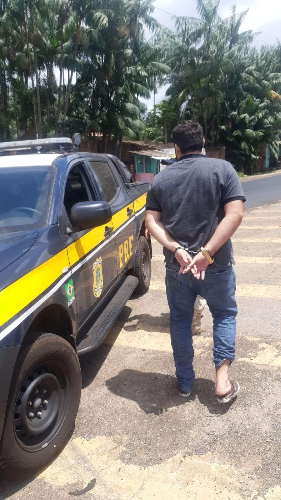 PRF prende homem suspeito de liderar esquema de fraudes no INSS no MA e PI - Notícias - Plantão Diário