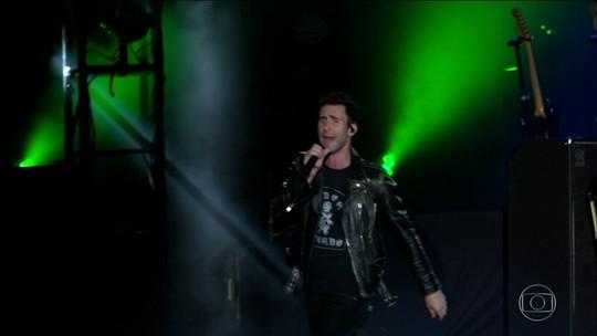Maroon 5 encerra 1º dia de Rock in Rio e é atração mais esperada do 2º