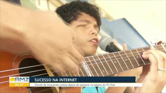 Menino com paralisia cerebral viraliza na web após cantar 'Hear me now' e ter vídeo compartilhado por Alok