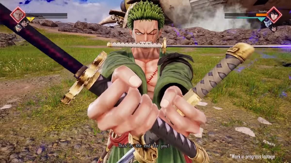 Smart Cover Reviews >> Jump Force mostra gameplay com Goku, Naruto e novos ...