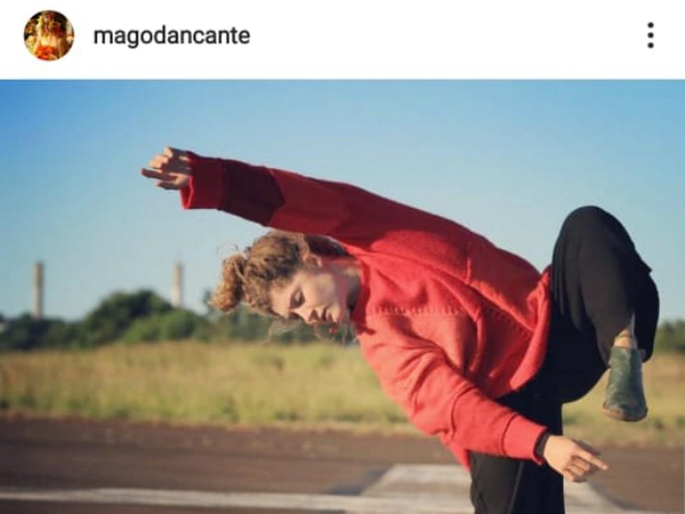 Polícia Civil investiga morte de Maria Glória — Foto: Reprodução/Instagram