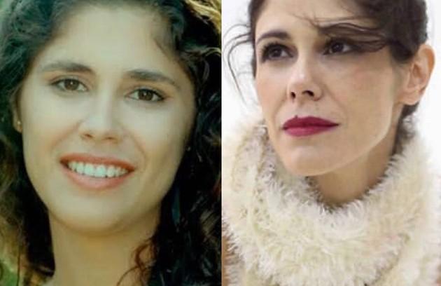 A primeira temporada de 'Malhação', que estreou em 1995, voltará ao ar no Viva. Juliana Martins foi Isabella, a protagonista. A atriz atualmente se dedica ao teatro (Foto: TV Globo - Reprodução/Instagram)