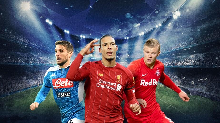 Champions abre última rodada da fase de grupos com Liverpool correndo risco; veja possibilidades