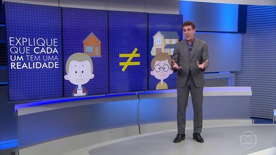 Samy Dana comenta a importância de ensinar as crianças a lidar com o dinheiro