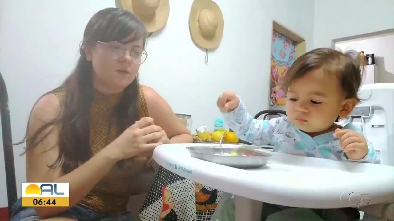 Entenda como deve ser feita a introdução alimentar dos bebês