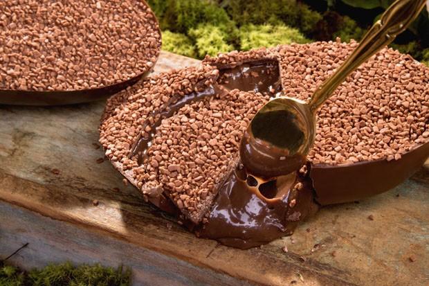 Receita de brigadeiro de pão de mel (Foto: Marcelo Spatafora/ Divulgação)