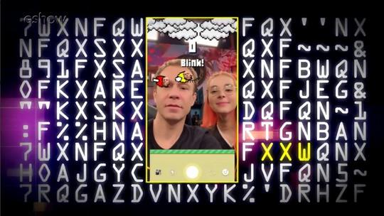 Assista à entrevista e ao gameplay estendido de 'Flying Face' com Bianca 'Thaiga' Lula e Tiago Leifert no 'Zero1'