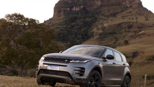 Land Rover Range Rover Evoque: primeiras impressões
