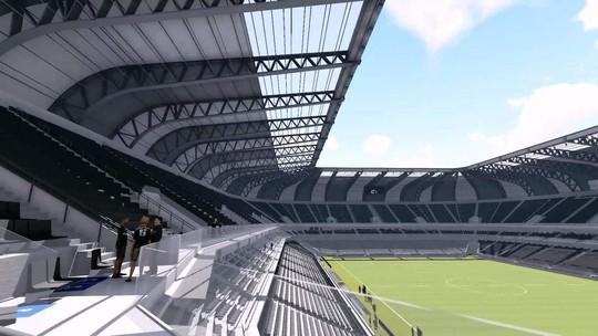 Com festa e maioria esmagadora, projeto do estádio do Galo é aprovado