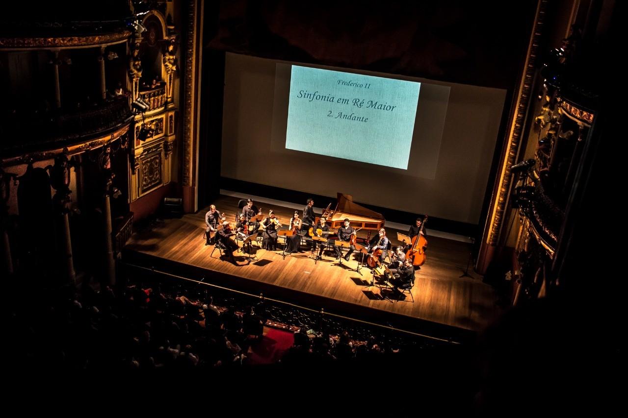 Orquestra Barroca do AM recebe flautista português em concerto gratuito em Manaus