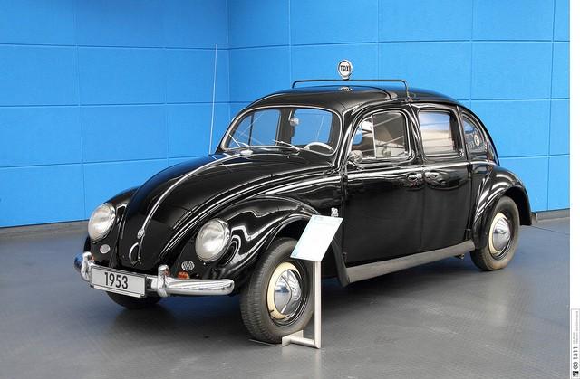 Volkswagen Rometsch (Foto: Georg Sander - Flickr)