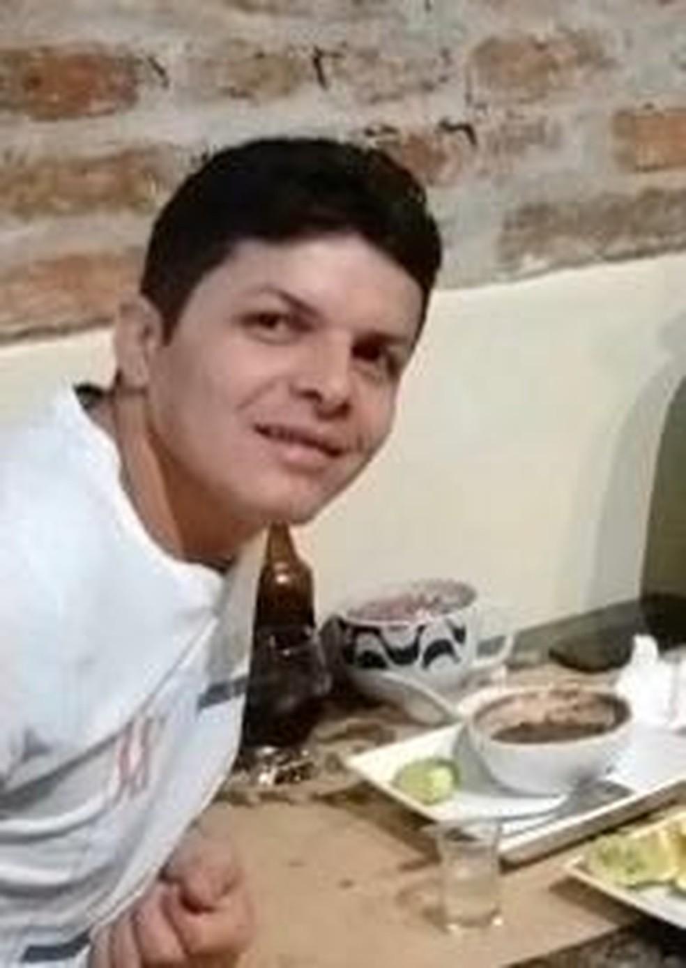 Competidor de sinuca foi morto em ação policial (Foto: Arquivo pessoal)