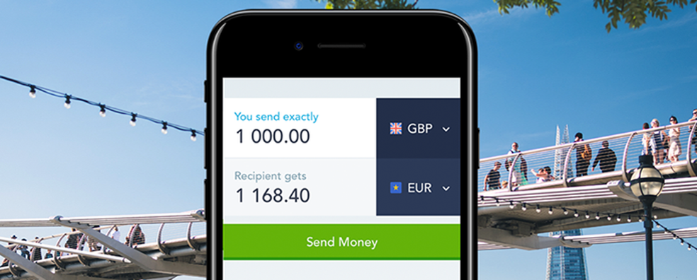 TransferWise is available for Android and iPhone phones (iOS) Photo: Divulgao / TransferWise