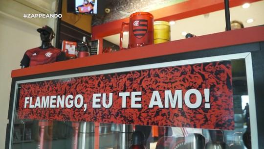 Flamengo e final de A Dona do Pedaço agitam 'Zapp'