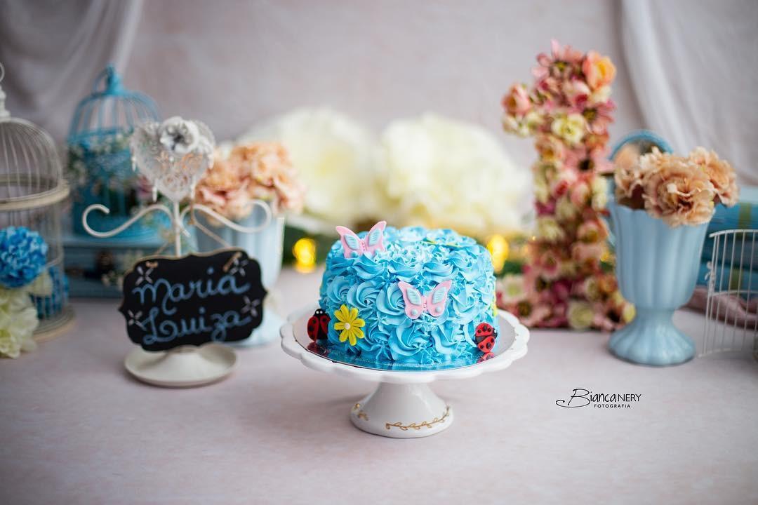 Samsh de Cake da Maria Luiza (Foto: Reprodução Instagram)
