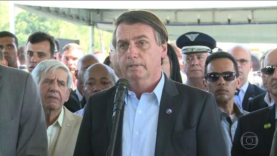 Bolsonaro comenta prisão suspeitos de invadir celulares e declara apoio a Sérgio Moro