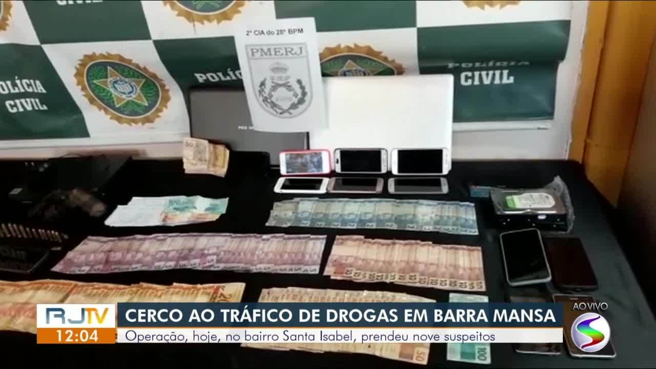 VÍDEOS: RJ1 TV Rio Sul de segunda-feira, 6 de julho