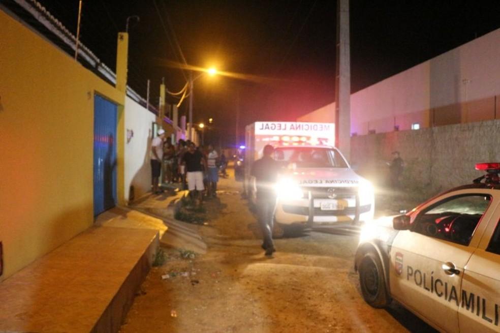 A Divisão de Homicídios e Proteção à Pessoa (DHPP) vai investigar o caso.  (Foto: Marcelino Neto/O Câmera)