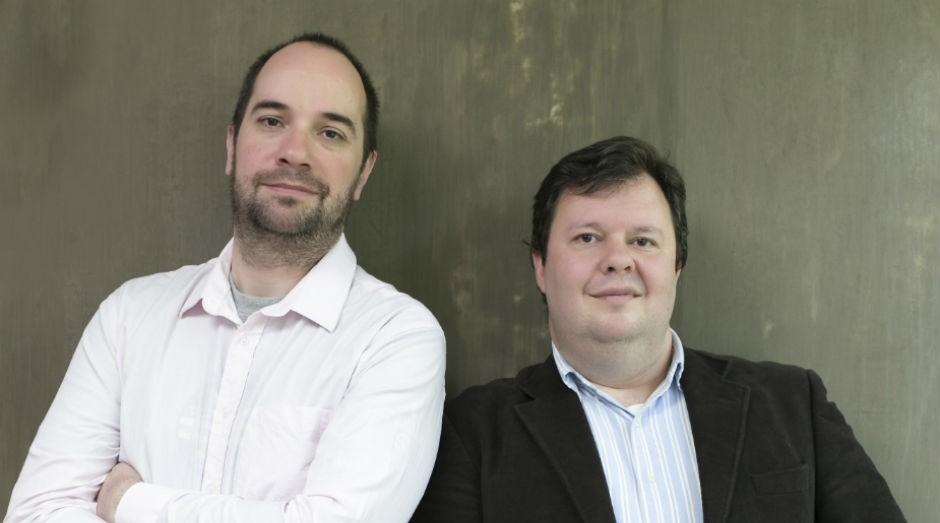 André Faure e Henrique Martin, fundadores da GamePlan (Foto: Divulgação)