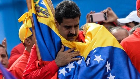 Foto: (Federico Parra/AFP)